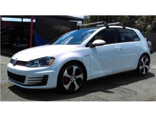 Volkswagen, GTI 2016, Westfalia Puerto Rico
