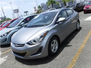 Hyundai Puerto Rico Hyundai, Elantra 2016