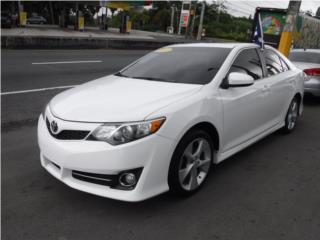 Toyota Puerto Rico Toyota, Camry 2013