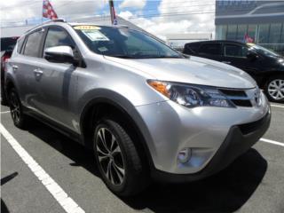Toyota, Toyota, Rav 4 2015, Paseo Puerto Rico