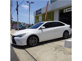 Toyota, Toyota, Camry 2016, Paseo Puerto Rico