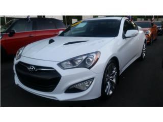 Hyundai Puerto Rico Hyundai, Genesis 2015