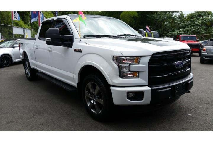 Ford, F-150 Pick Up del 2015 Clasificados Online Puerto Rico