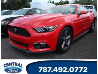 Ford, Mustang 2017, F-150 Pick Up Puerto Rico