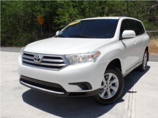 Toyota, Highlander 2012