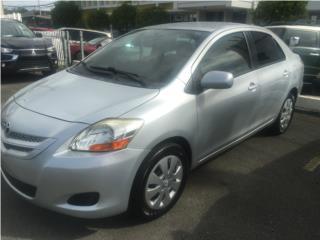 Toyota, Yaris 2011
