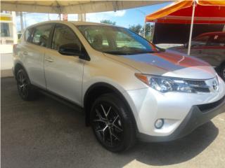 Toyota rav-4 2013  , Toyota Puerto Rico