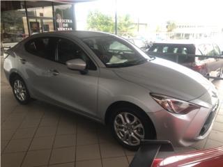 Toyota, Yaris 2017