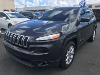Jeep Puerto Rico Jeep, Cherokee 2015