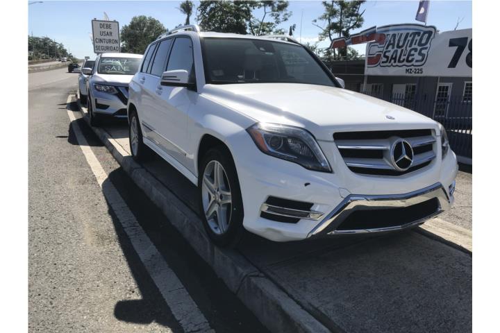 Mercedes benz clase glk del 2015 clasificados online for Mercedes benz san juan puerto rico