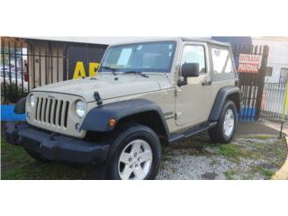 WRANGLER SPORT 2PTA. PRE-OWNED , Jeep Puerto Rico