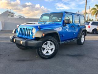 JEEP WRANGLER UNLIMITED SPORT 2019 , Jeep Puerto Rico