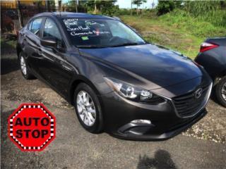 MAZDA 3 HB TOURING 2017 , Mazda Puerto Rico