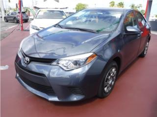 Toyota Puerto Rico Toyota, Corolla 2016