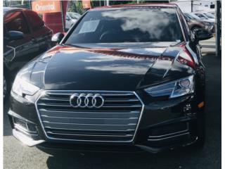 Audi Puerto Rico Audi, Audi A4 2018
