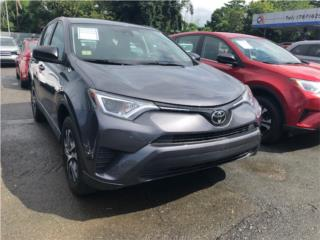 Toyota Puerto Rico Toyota, Rav 4 2017