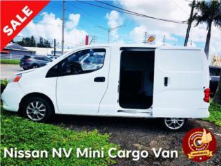 Nissan Puerto Rico Nissan, NV de Carga 2013