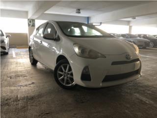Toyota Puerto Rico Toyota, Prius C 2014
