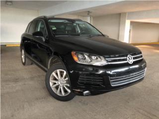 Volkswagen Puerto Rico Volkswagen, Touareg 2014