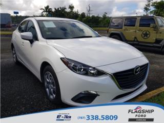 Mazda Puerto Rico Mazda, Mazda 3 2016