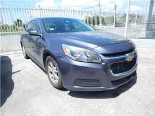Chevrolet Puerto Rico Chevrolet, Malibu 2014