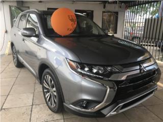 MITSUBICHI OUTLANDER SE 2017 , Mitsubishi Puerto Rico
