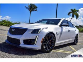 Cadillac Puerto Rico Cadillac, CTS 2019