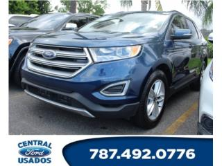 Ford Puerto Rico Ford, Edge 2017