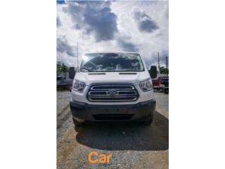 Ford Puerto Rico Ford, Transit Cargo Van 2015