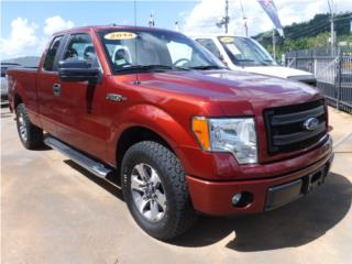 FORD F-150 2018 LARIAT SPORT 4X4 LEAD FOOT , Ford Puerto Rico