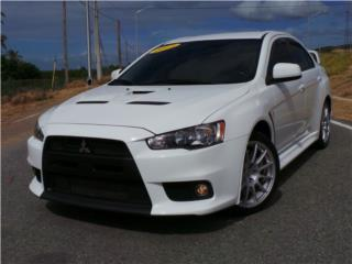 Mitsubishi Puerto Rico Mitsubishi, Evolution 2013