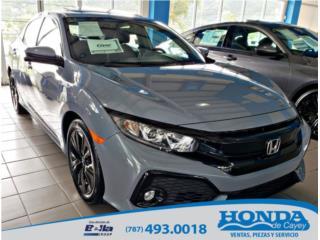 Honda Civic HB Sport 2019 , Honda Puerto Rico