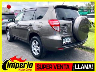 Toyota Puerto Rico Toyota, Rav 4 2012