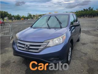Honda Puerto Rico Honda, CR-V 2012