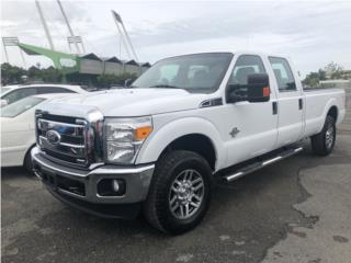Ford Puerto Rico Ford, F-250 Pick Up 2015