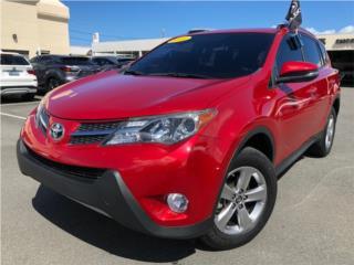 Toyota Puerto Rico Toyota, Rav 4 2015