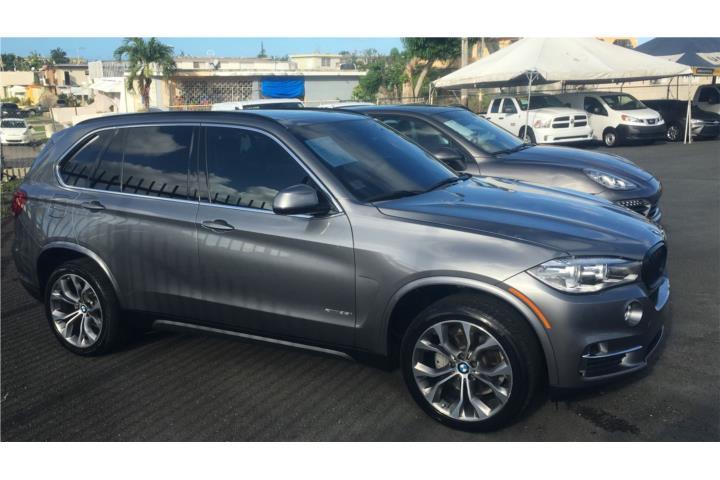 BMW, BMW X5 del 2016 Clasificados Online Puerto Rico