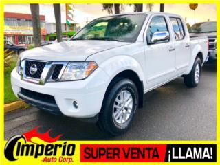 Nissan FRONTIER 2019 , Nissan Puerto Rico