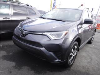 Toyota Highlander LE FWD I4 2016 , Toyota Puerto Rico