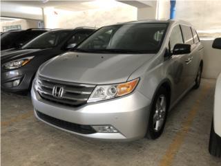 Honda Puerto Rico Honda, Odyssey 2013