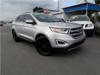 Ford Puerto Rico Ford, Edge 2015