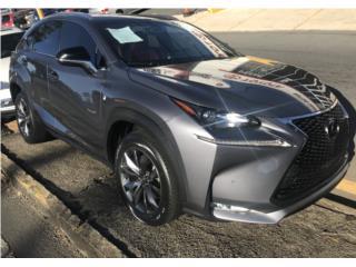 Lexus Puerto Rico Lexus, Lexus NX 2015