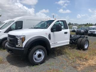 Ford Puerto Rico Ford, F-500 series 2018