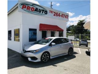 Toyota Puerto Rico Toyota, Corrolla iM 2017