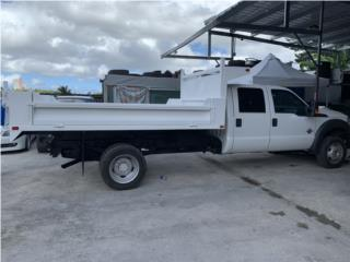 2012 F550 TUMBA SUPER DUTY , Ford Puerto Rico