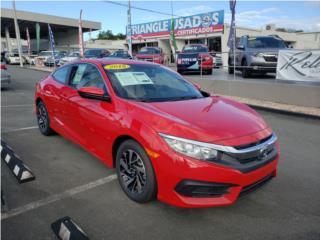 Honda Puerto Rico Honda, Civic 2018