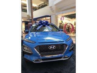 KONA TURBO ULTIMATE 2018  , Hyundai Puerto Rico