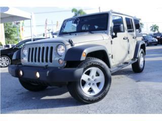 JEEP WRANGLER 4PTS 2014 , Jeep Puerto Rico