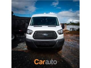 Ford Puerto Rico Ford, Cargo Series 2017