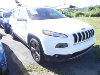 Jeep Puerto Rico Jeep, Cherokee 2016